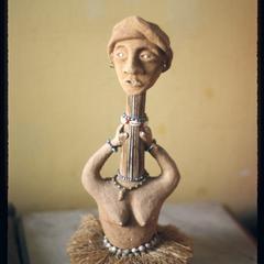 Sculpture by Didi Dos Santos
