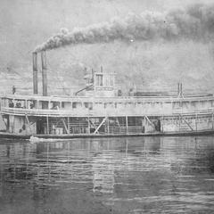 Admiral Dewey (Towboat, Packet, 1898-1918)