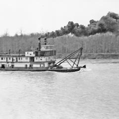 Charles H. West (Towboat/Snagboat, 1934-?)