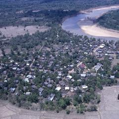 Aerial view of Lanaham