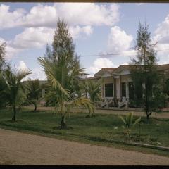 American housing near KM-6
