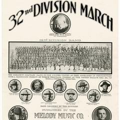 32nd Division march