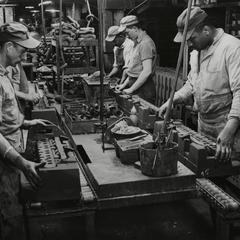 Nash Motors factory interior