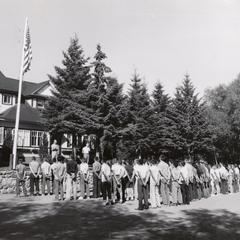 YCC camp, White River