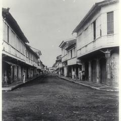 Calle Real, Cavite, 1899