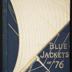 Blue jackets of '76 : a history of the naval battles of the American revolution : together with a narrative of the war with Tripoli