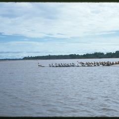 Boat races : end of race