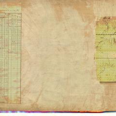 [Public Land Survey System map: Wisconsin Township 29 North, Range 15 East]