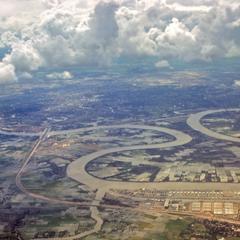 Mekong River & Saigon