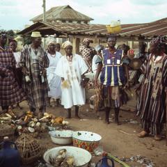 People of Ilesa Village