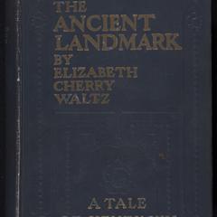 The ancient landmark : a Kentucky romance