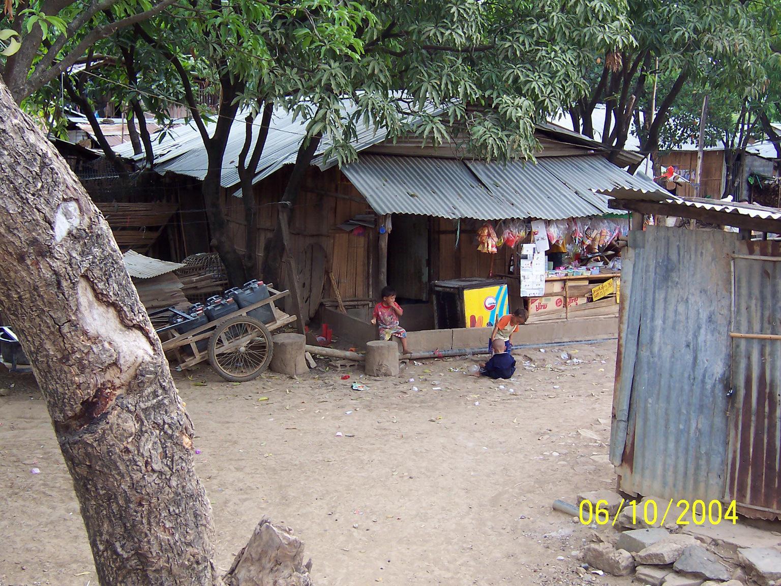 Camp shop