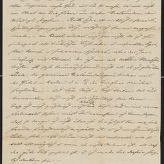 [Letter from Kajetan Sternberger to his brother, Jakob, May 30, 1855]