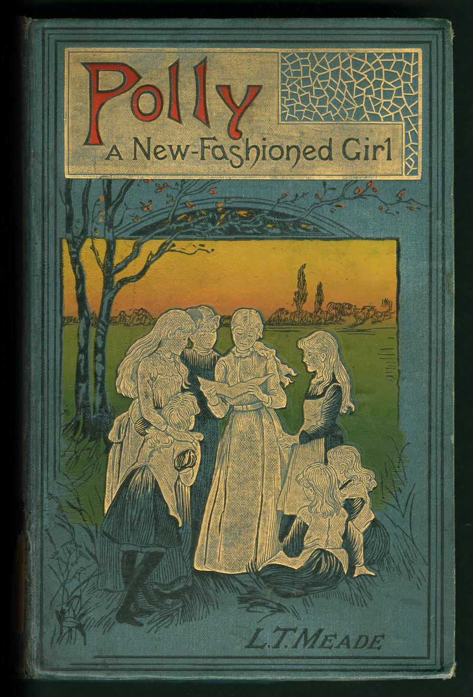 Polly : a new-fashioned girl (1 of 3)