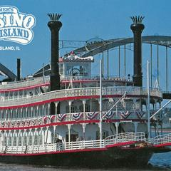 Casino Rock Island (Excursion boat, 1990)