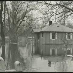 Cabin flooding