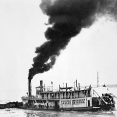 A. W. Armstrong (Towboat, 1925-1930)