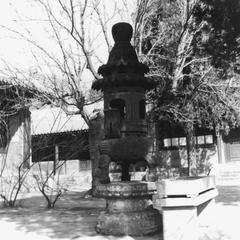 Badachu (Eight Grand Sites) 八大處 : Xiangjie Si (Fragrant World Temple) 香界寺.