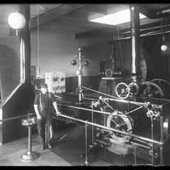 Sterling Factory - October - engine room