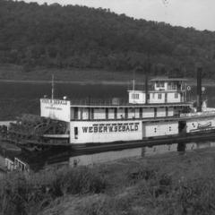 Weber W. Sebald (Towboat, 1948-1960)