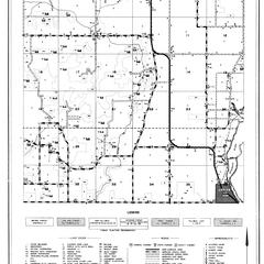 Parts of towns of Sumpter and Prairie du Sac
