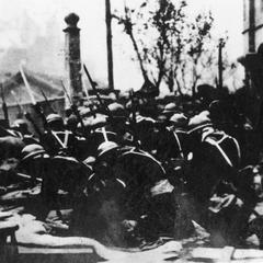 Japanese marines.