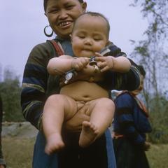 Ethnic Hmong widow