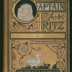 Captain Fritz : his friends and adventures