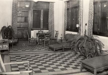 Infirmary interior