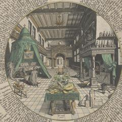 """Secrets Reveal'd : Early Modern Printed Books of Alchemy and """"Chymistry"""""""