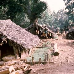 Wakamba Wood Carving Factory at Mombasa