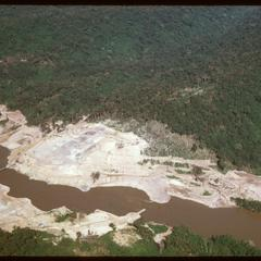 Nam Ngum dam site