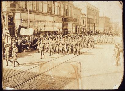 Liberty Loan Parade 1918