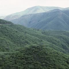 Valley of Río Ayuguila, north of Autlán
