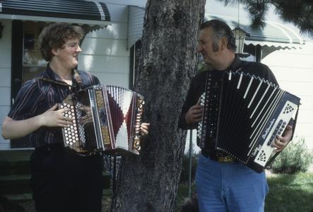 John and Ed Snidarich