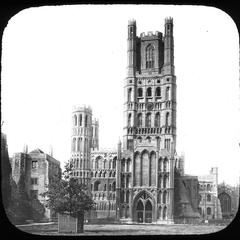 Cathedral at Ely