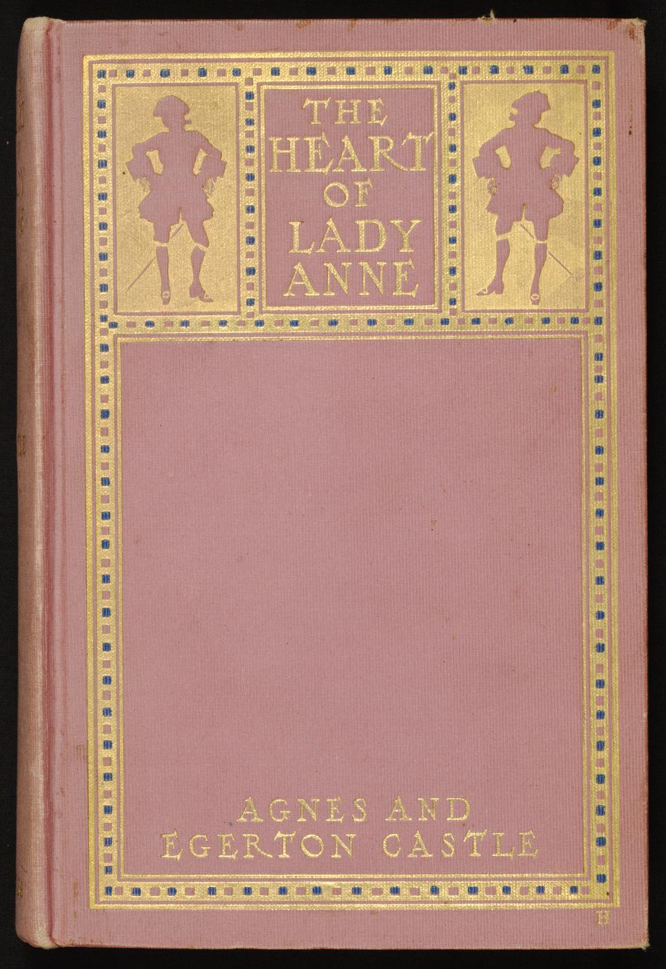 The heart of Lady Anne (1 of 4)