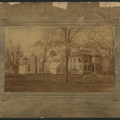 Zalmon G. Simmons home