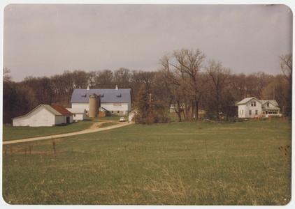 Leonard Finseth's farm