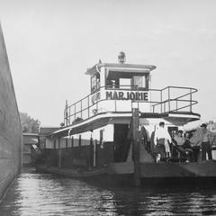 Marjorie (Towboat, ca. 1920's)