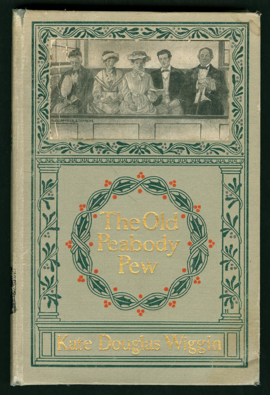 The old Peabody pew : a Christmas romance of a country church (1 of 3)