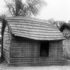 New Kuba-Twa House in Bushobbe
