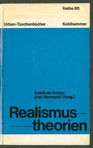 Realismustheorien in Literatur, Malerei, Musik und Politik