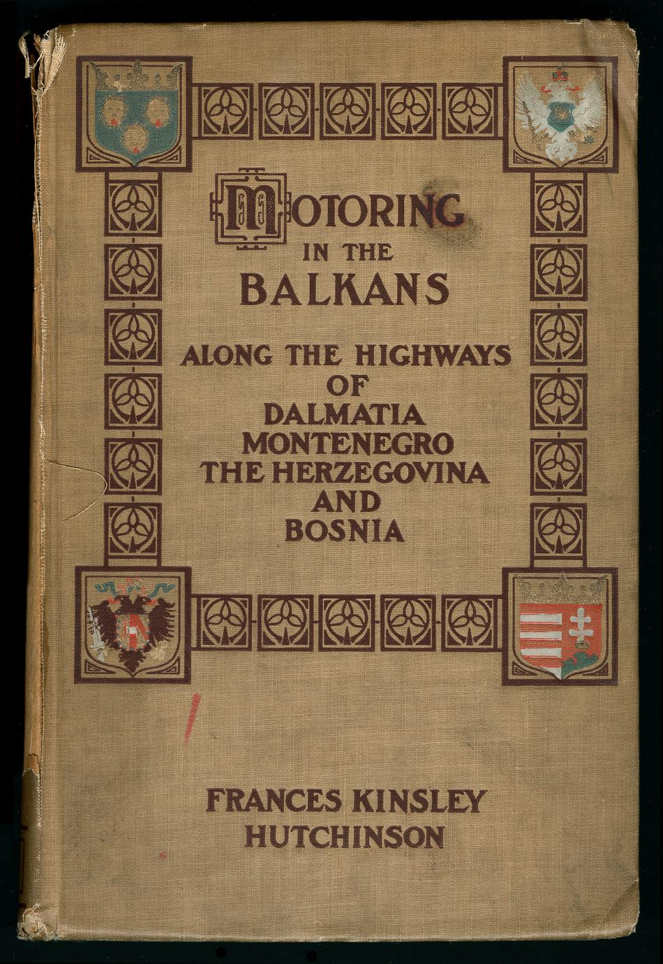 Motoring in the Balkans along the highways of Dalmatia, Montenegro, the Herzegovina and Bosnia (1 of 3)