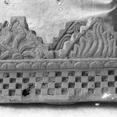 NG172c, Cornice Fragment