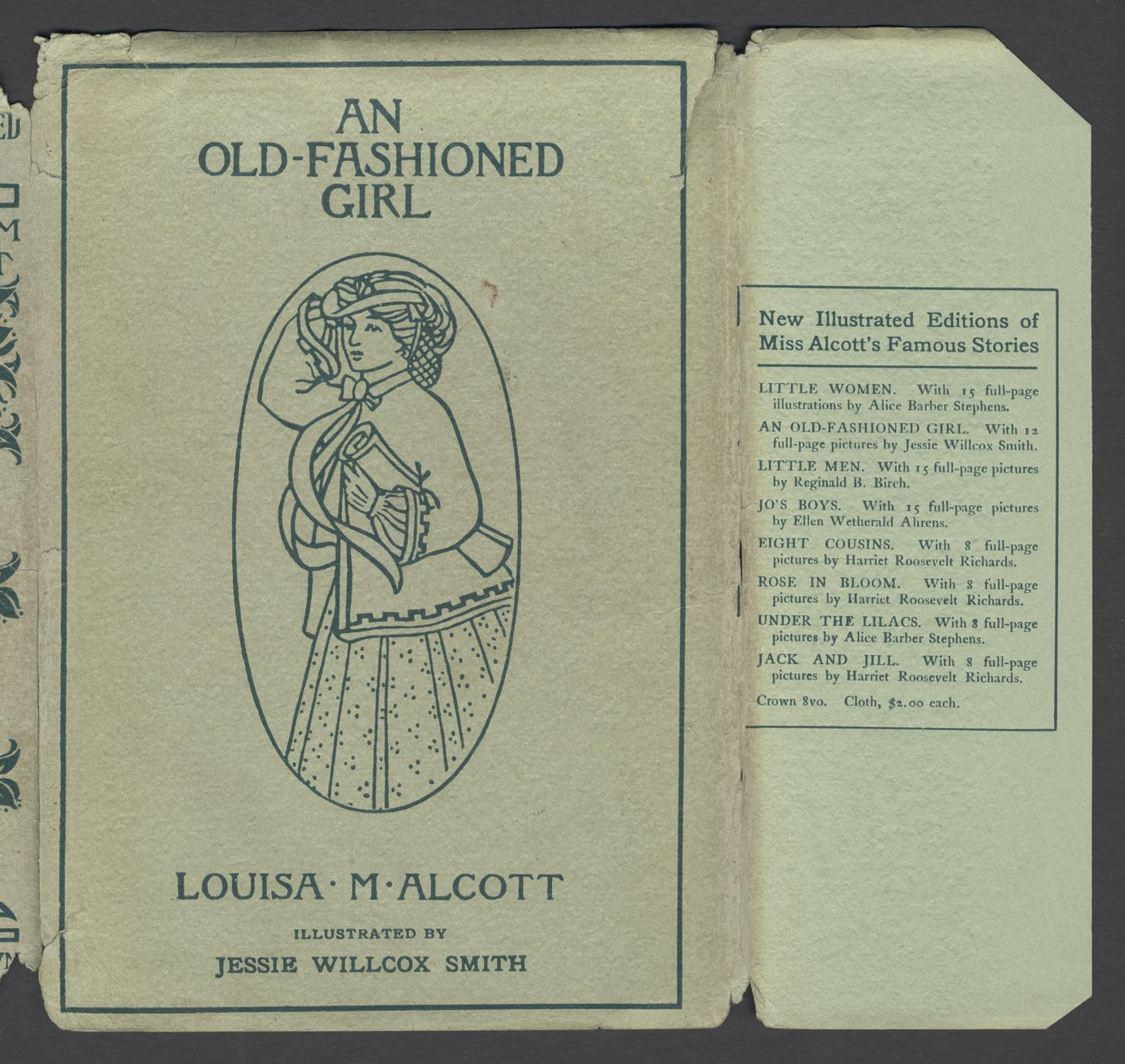 An old-fashioned girl (4 of 5)