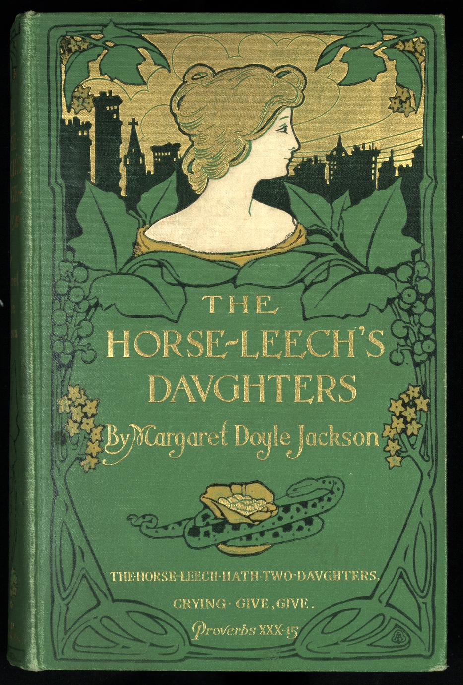 The horse-leech's daughters (1 of 3)
