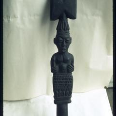 Afro-Brazilian Figure for Shango (Xango)