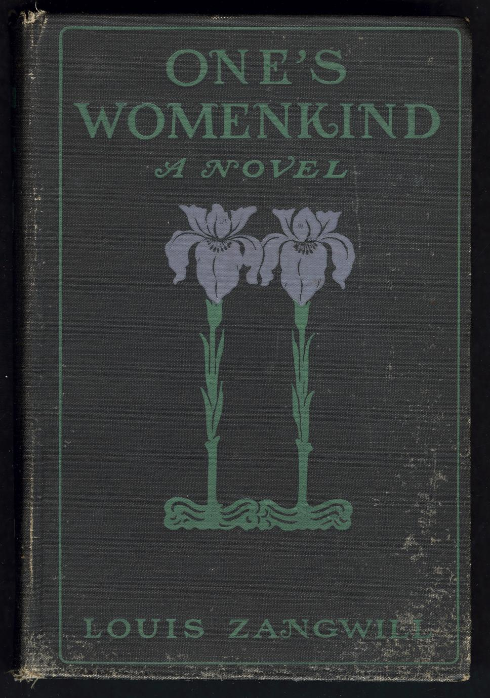 One's womenkind (1 of 2)