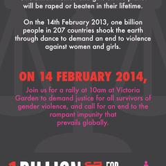 One billion women and girls